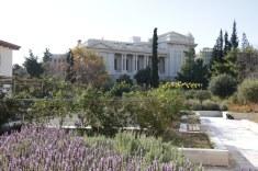 Athen - Im Garten des Byzanthinischen Museums (c) Foto von Susanne Haun