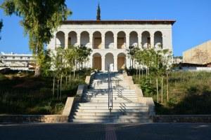 Athen - Im Garten des Byzanthinischen Museums (c) Foto von M.Fanke