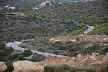 Ausblick vom Poseidontempel auf der Attika (c) Foto von M.Fanke