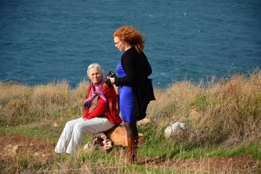 Gerda Kazakou und Susanne Haun (c) Foto von M.Fanke