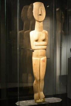 Athen - Museum of Cycladic Art (c) Foto von M.Fanke