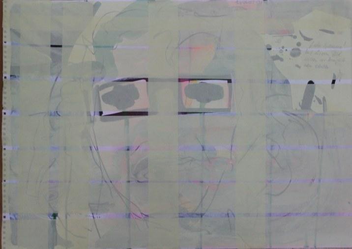 Bearbeitung von Susanne von Jürgen von Heike von Selbstportrait Susanne