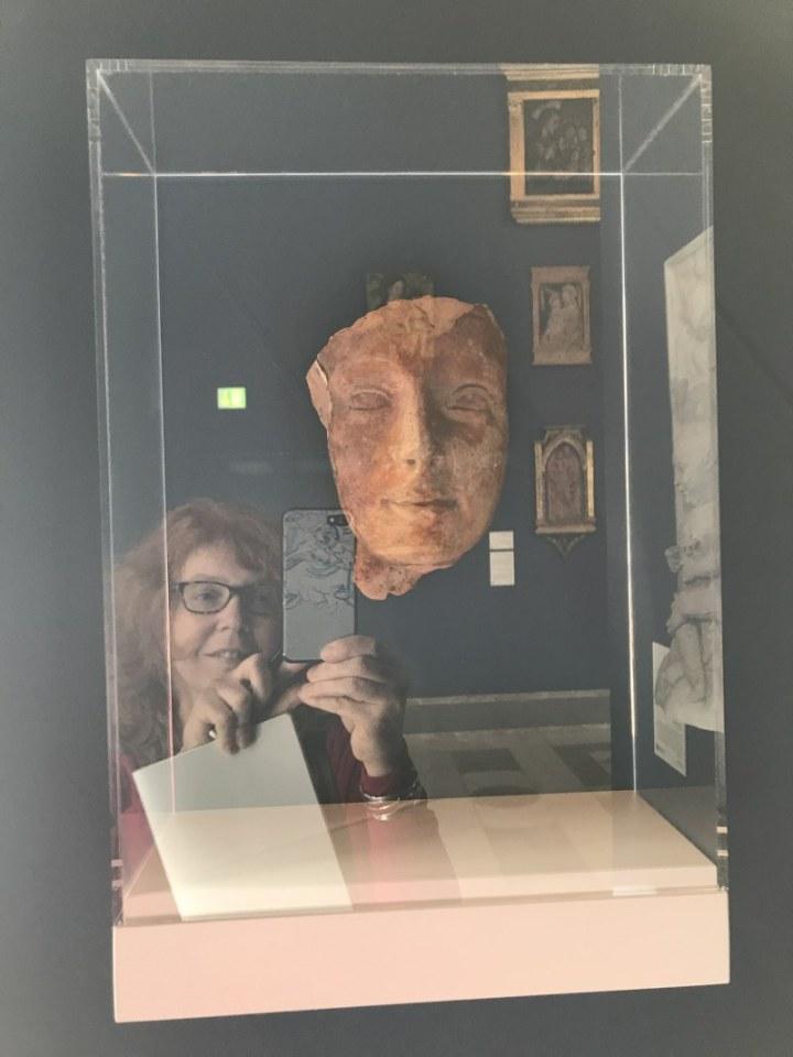 Bodemuseum - Selbst (c) Foto von Susanne Haun