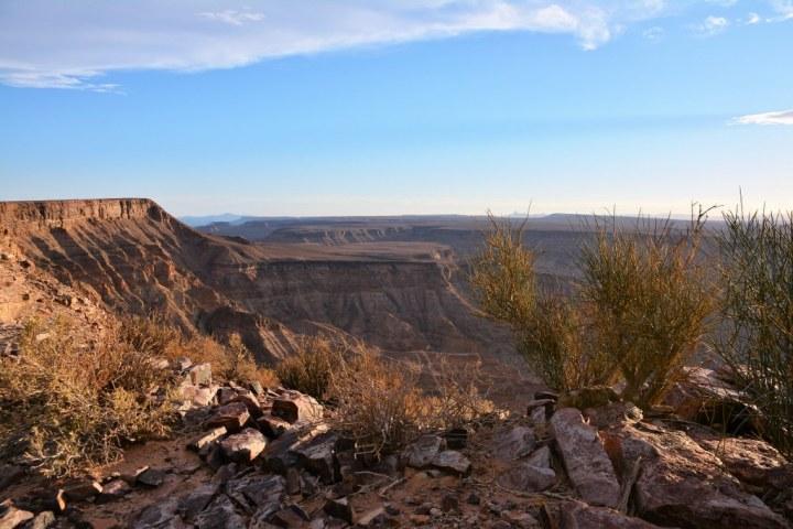Vom Orange River zum Fish River Canyon (c) Foto von M.Fanke