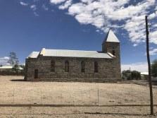 Die aelteste Kirche Namibias (c) Foto von Susanne Haun