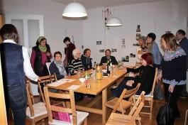 Impressionen vom 16. Kunstsalon bei (c) Susanne Haun