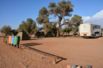 Mit dem Nomad Truck durch die Wüste (c) Foto von M.Fanke