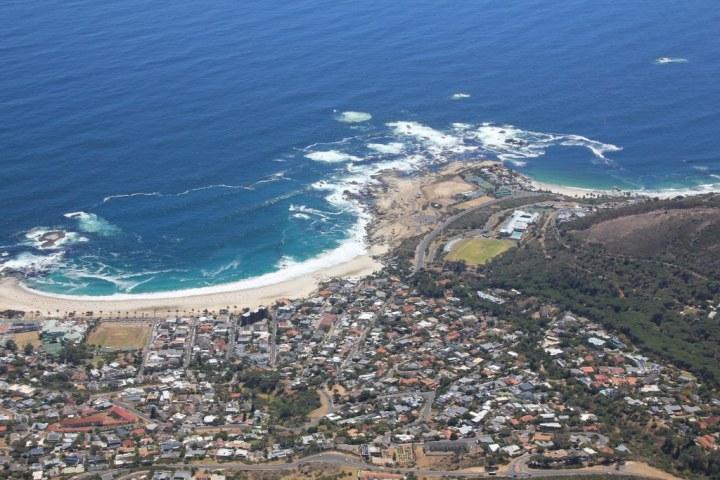 Südafrika - Kapstadt - Tafelberg (c) Foto von Susanne Haun