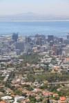 Südafrika - Kapstadt - Tafelberg - Downtown (c) Foto von Susanne Haun
