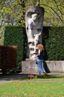 1 Urnenfriedhof Seestrasse - Denkmal für die Opfer des 17. Junis (c) Foto von M.Fanke