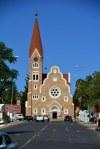 Kirche von Windhoek (c) Foto von M.Fanke