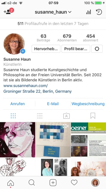 Instagram - Workshop zum Thema Digitalisierung