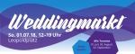 Banner JULI Weddingmarkt Leopoldplatz Berlin
