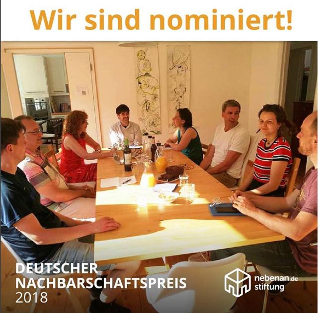 Wir sind nominiert (c) Weddingweiser.de