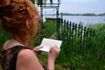Krakow am See, viele Motive für Susanne Haun (c) Foto von M.Fanke