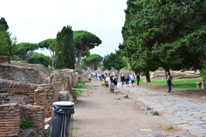 Ostia Antica bei Rom (c) Foto von M.Fanke