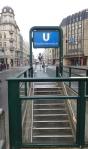1 U-Bahnhof Naturkundmuseum (c) Foto von Susanne Haun