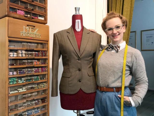 Einblick in das atelier nuno - Marie Schmunkamp