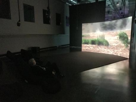 69. Berlinale 2019, Antikino im silent green Kulturquartier, Foto von Susanne Haun