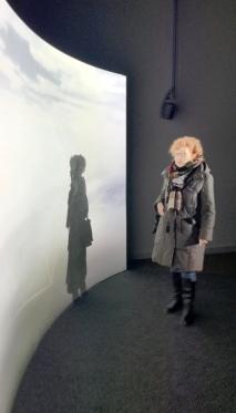 69. Berlinale 2019, Susanne Haun im Antikino im silent green Kulturquartier, Foto von M.Fanke