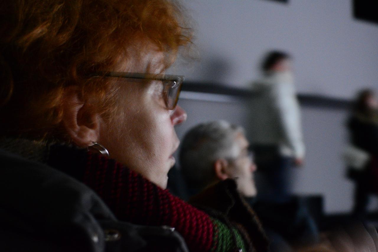 69. Berlinale In Der Neuen Betonhalle Des Silent Green