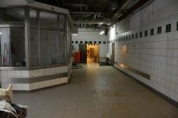 Ehemaliges Krematorium Wedding - silent green Kulturquartier unterirdische Parentationshalle (c) Foto von M.Fanke