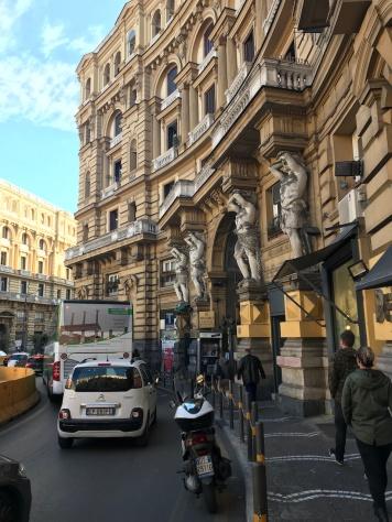 Impressionen aus Neapel, Foto von Susanne Haun (c) VG Bild-Kunst, Bonn 2019