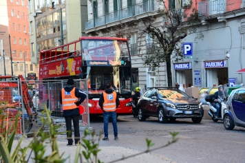 Impressionen aus Neapel (c) Foto von M.Fanke