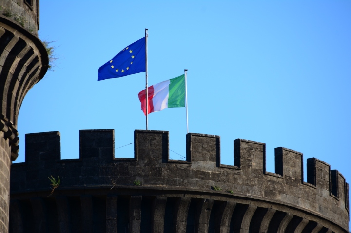 Museo Castel Nuovo, Neapel (c) Foto von M.Fanke