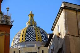 Der blaue Himmel Neapels (c) Foto von M.Fanke