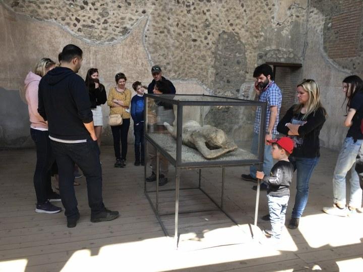 Impressionen aus Pompei (c) Foto von M.Fanke