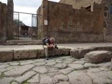 Impressionen aus Pompei, Foto von Susanne Haun (c) VG Bild-Kunst, Bonn 2019