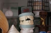 Vanitas - Abdruck meiner Zähne, Foto von Susanne Haun (c) VG Bild Kunst, Bonn 2019
