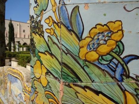 Neapel - Santa Chiara, Foto von Susanne Haun (c) VG Bild Kunst, Bonn 2019