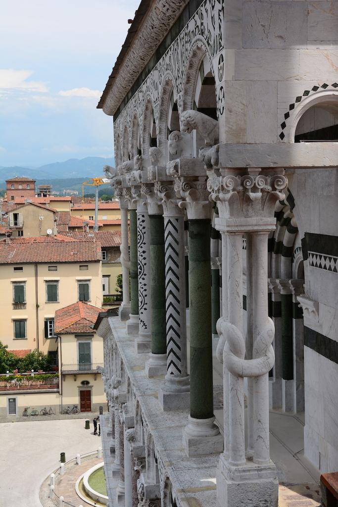 Impressionen aus Lucca (c) Foto von M.Fanke