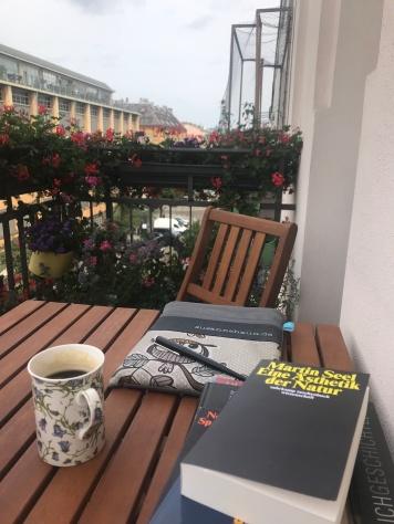 Auf dem Balkon, Foto von Susanne Haun (c) VG Bild-Kunst, Bonn 2019