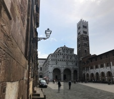 Impressionen aus Lucca, Foto von Susanne Haun (c) VG Bild-Kunst, Bonn 2019