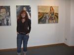 Ausstellungsansicht Rathaus Weiden, Bayern 2007 (c) Foto von Susanne Haun