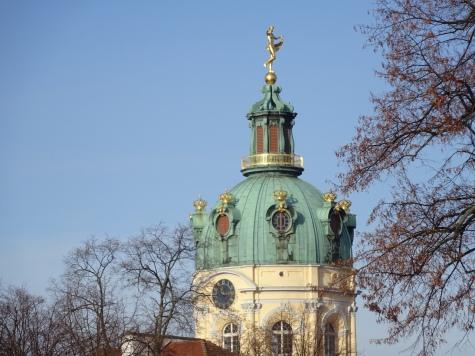 Im Schlosspark Charlottenburg (c) Foto von Susanne Haun