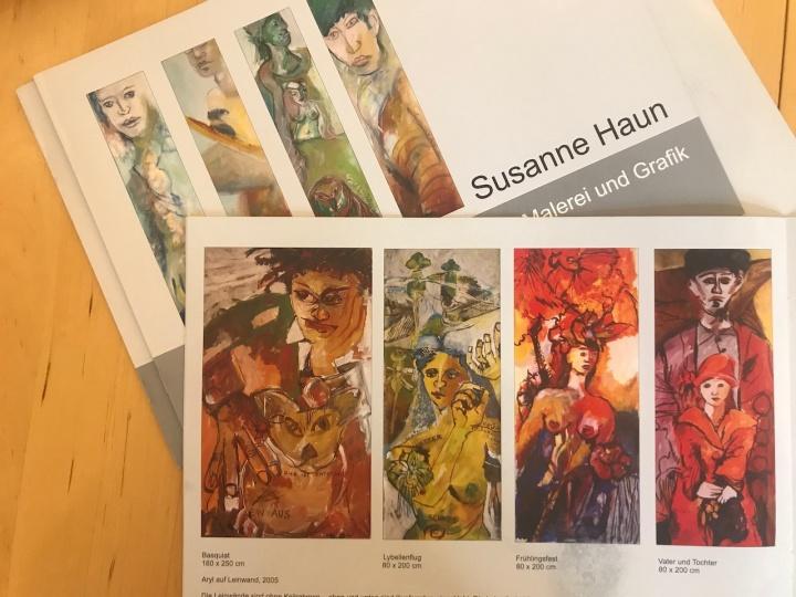 2005, Susanne Haun, Malerei und Grafik, Auflage 750