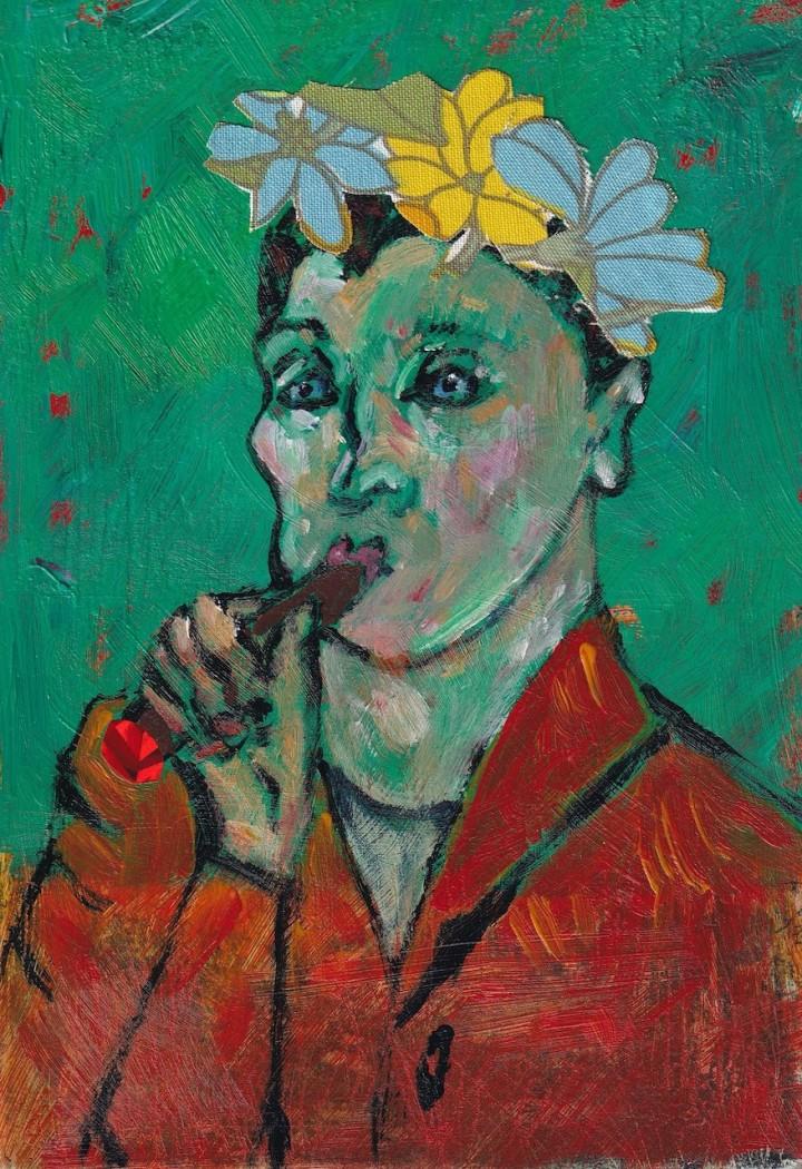 Stefanie Frank, Rauchende I, Koblenz