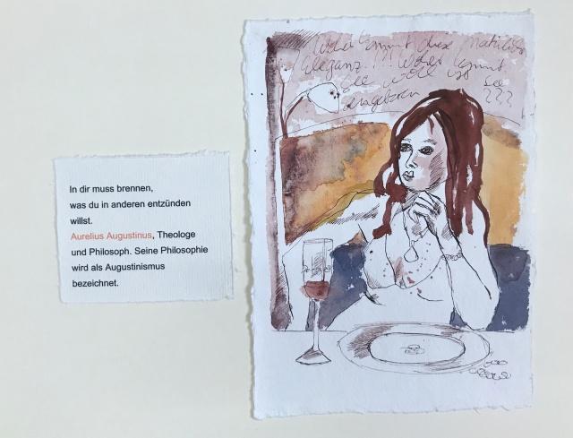 17 Deckblatt Künstlerinnen Unikatbuch für Itha Bonitz (c) Susanne Haun