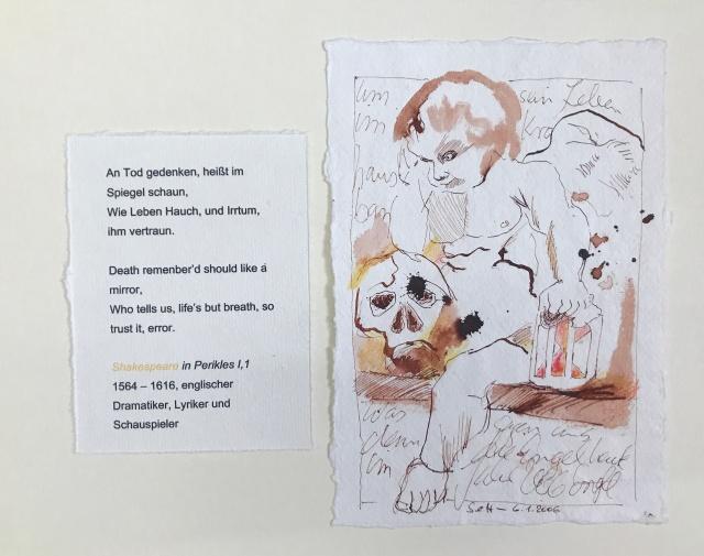 20 Deckblatt Künstlerinnen Unikatbuch für Itha Bonitz (c) Susanne Haun