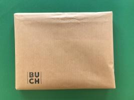 Verpackung des Künstlerbuches für Itha Bonitz (c) Susanne Haun