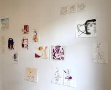 Ausstellung Projekt ohne Name im Kunstraum (c) Susanne Haun