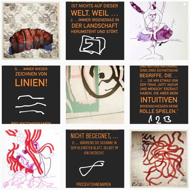 Projekt ohne Name von Jürgen Küster und Susanne Haun